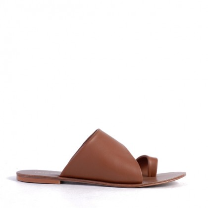 Trilby - Tan by Siren Shoes