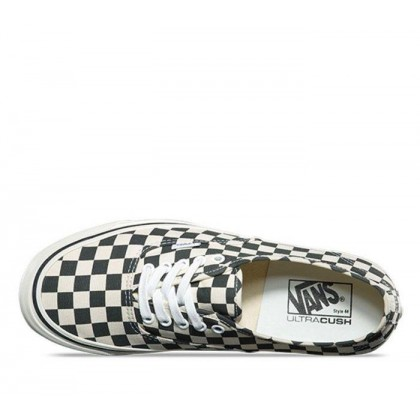 (Anaheim) Black/Check - Anaheim 44 DX Sale Shoes by Vans