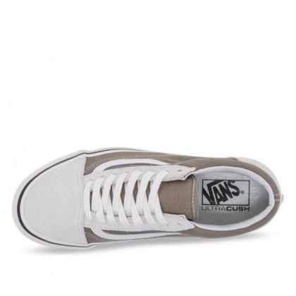 (Anaheim Factory) Og White/Og Birch - Anaheim Factory Old Skool 36 DX OG Birch Sale Shoes by Vans