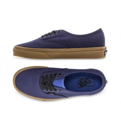 (Gum) Night Sky/True Navy - AUTHENTIC GUM NIGHT SKY Sale Shoes by Vans