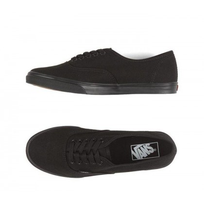 Black/Black - Authentic Lo Pro Black/Black