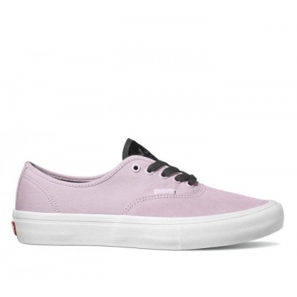 (Velvet) Lavender - Authentic Pro Sale Shoes by Vans