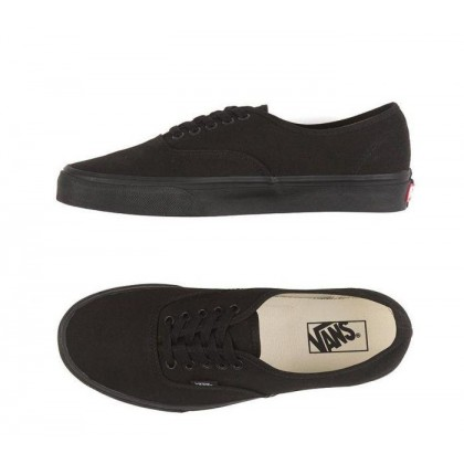 Black/Black - Authentic Sale Shoes by Vans