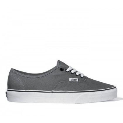 Pewter Black - Authentic Sale Shoes by Vans