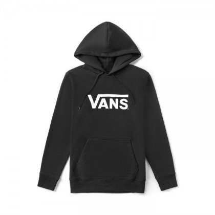 Black - BIG LOGO HOODIE II BLACK Sale Shoes by Vans