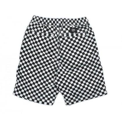 Checkerboard - Boys Range Short Checkerboard Sale Shoes by Vans
