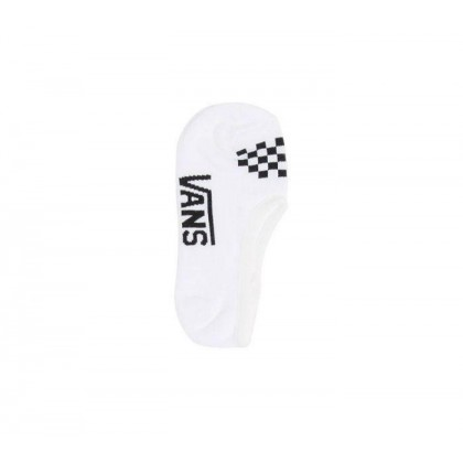 WHITE/BLACK - Basic Canoodle Socks 1 PK (1-6) Sale Shoes by Vans