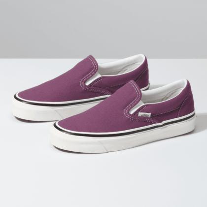 (Anaheim Factory) Og Grape - CLASSIC SLIP ON 98 DX ANAHEIM OG GRAPE Sale Shoes by Vans