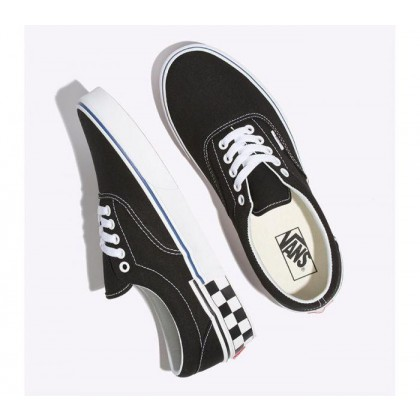 (Check Block) Black - Era Check Block Sale Shoes by Vans