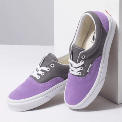 (Retro Sport) Quiet Shade/Fairy Wren - ERA RETRO SPORT QUIET SHADE Sale Shoes by Vans