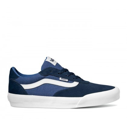 (Suede/Canvas) Dress Blues/Nvy - PALOMAR NAVY Sale Shoes by Vans