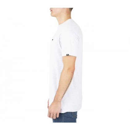 Ash Heather - Salton Ash Heather Short Sleeve T-Shirt Sale Shoes by Vans