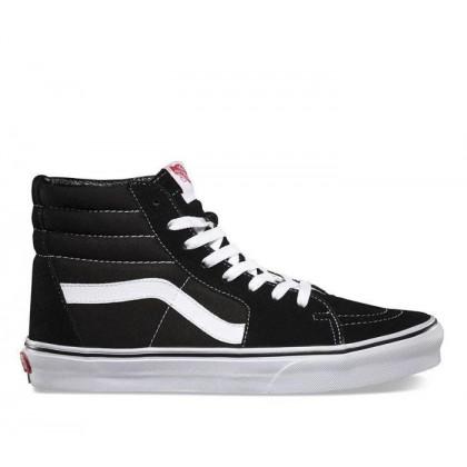 Black/Black/White - SK8-Hi Black Sale Shoes by Vans