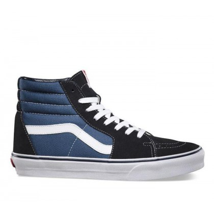 Navy - SK8-Hi Navy Sale Shoes by Vans