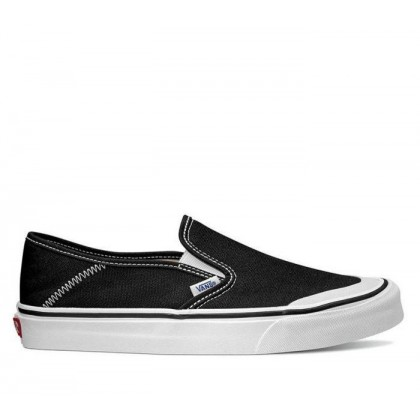 Black/White - Slip On SF Sale Shoes by Vans