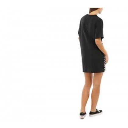 Black - Stenciled Black Dress Sale Shoes by Vans