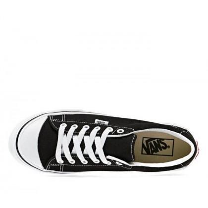 Black/True White - Style 29 Black Sale Shoes by Vans