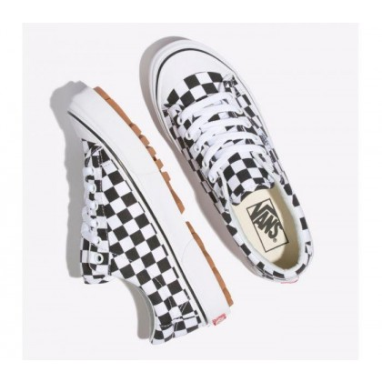 Checkerboard/True White - Style 29 Black/White Checkerboard Sale Shoes by Vans