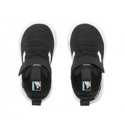 Black/True White - Toddler Ultrarange Rapidweld Black/True White Sale Shoes by Vans