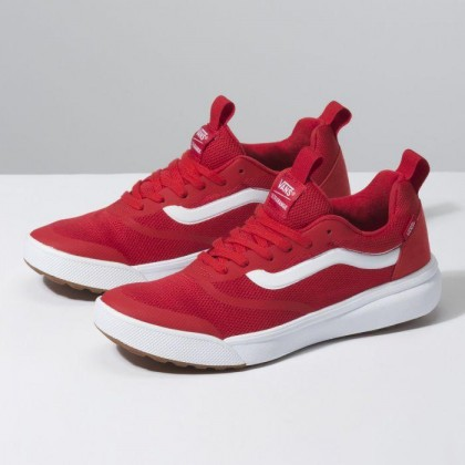 Racing Red/true White - ULTRARANGE RAPIDWELD RED Sale Shoes by Vans