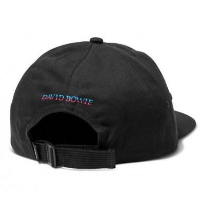 Black - Vans x David Bowie Aladdin Sane Jockey Hat Sale Shoes by Vans