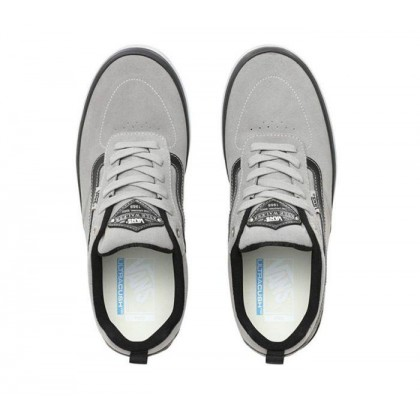 (Covert) Drizzle/Black - Vans x Kyle Walker Pro Covert Drizzle Black Sale Shoes by Vans