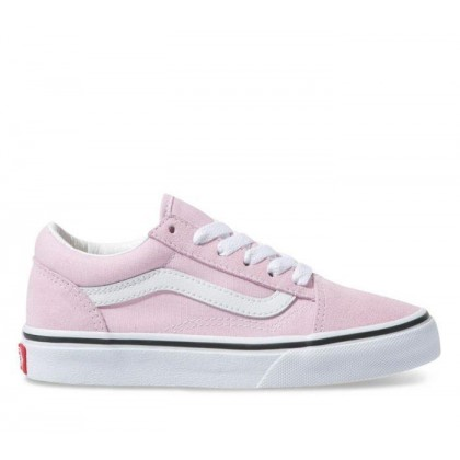 Lilac Snow/True White - YOUTH OLD SKOOL LILAC SNOW Sale Shoes by Vans