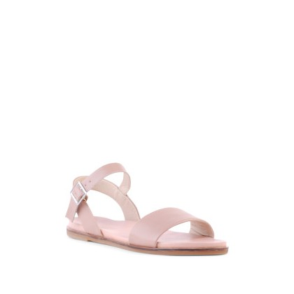 Vice - Blush Nappa Kid by Siren Shoes