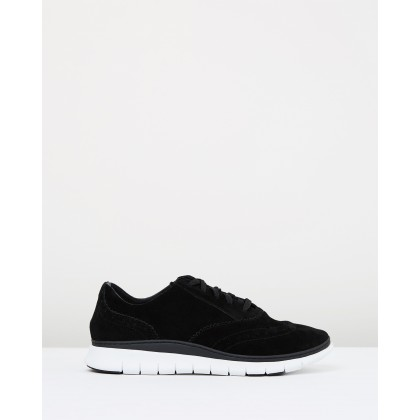 Kenley Sneakers Black by Vionic
