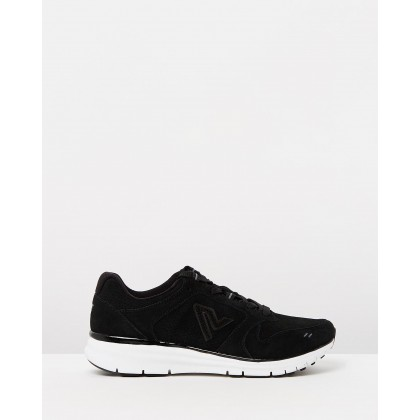Thrill Sneakers Black by Vionic