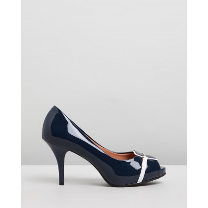 Susanna Navy by Vizzano