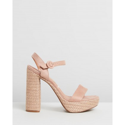 Missandei Sandals Beige by Vizzano