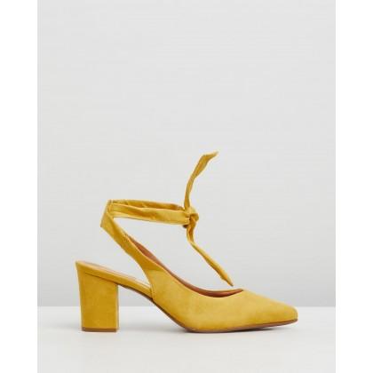 Grae Yellow by Vizzano