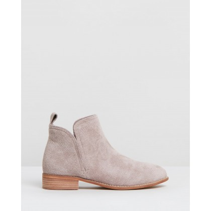 Douglas Boots Taupe Nubuck by Walnut Melbourne