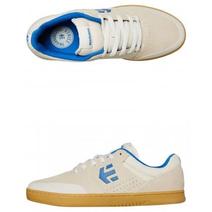 Marana Shoe White Blue Gum