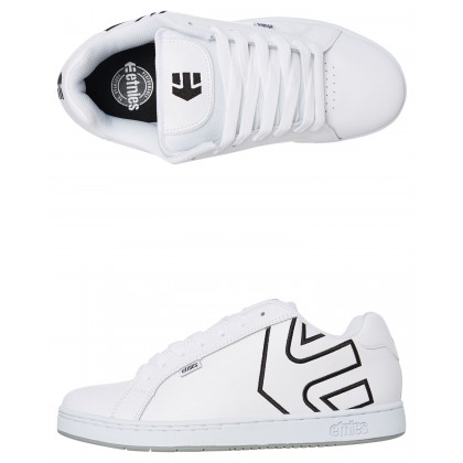 Fader Shoe White