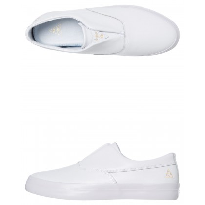 Dylan Slip On Shoe White
