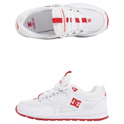Womens Kalis Lite Shoe White/Red