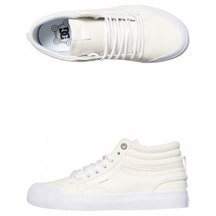 Evan Hi Se Shoe White