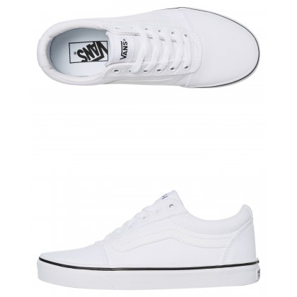 Womens Ward Shoe White