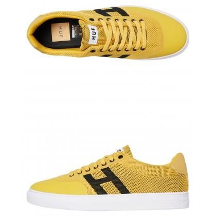 Soto Knit Shoe Yellow