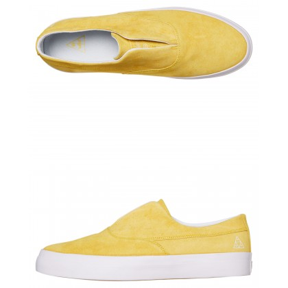 Dylan Mens Slip On Yellow