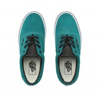 (California Native) Quetzal Green/True White - Era California Native Quetzal Green Sale Shoes by Vans