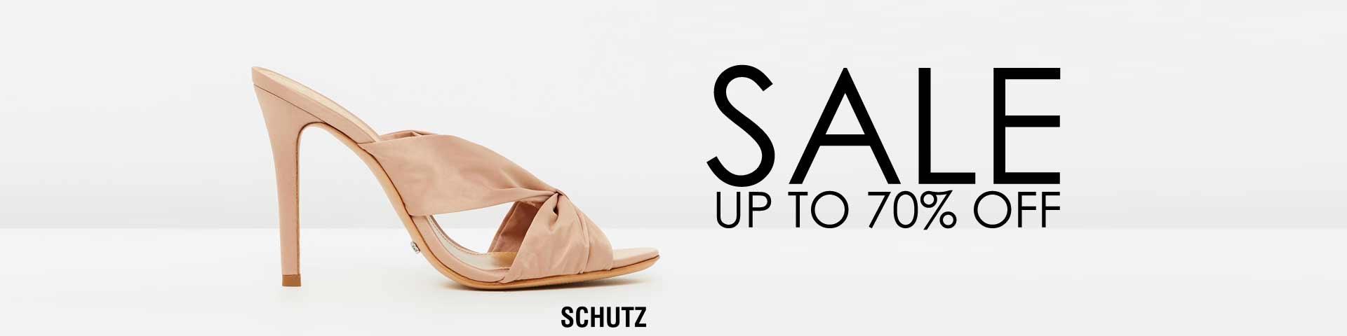 schutz mule heels on sale online free shipping australia